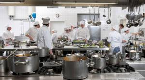 DUTIES AND RESPONSIBILITIES OF KITCHEN ORGANIZATIONS
