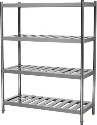 Slotted Pan Rack Custom Stainless